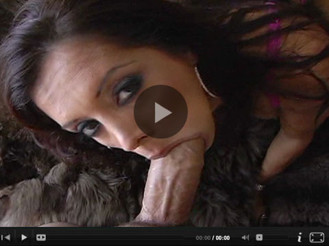 Francesca gets excited to take a big dick down her wind pipe and she has no problem handling the load.